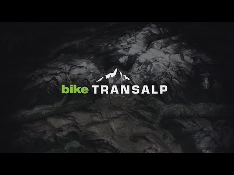 BIKE TRANSALP - THE TOUGHEST RIDE ACROSS THE ALPS