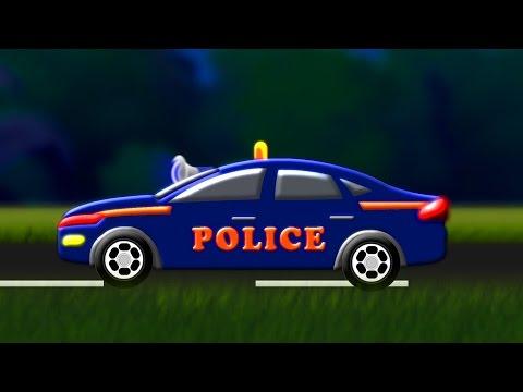 Police Chase   Police Car For Children   Kids Toys