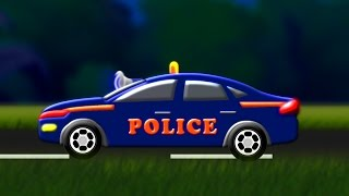 Police Chase | Police Car For Children | Kids Toys