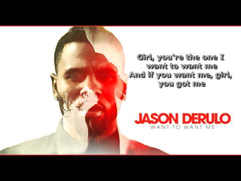 Jason Derulo Want to want me lyrics