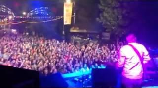 Geddes Live - Rose Of Tralee 2014