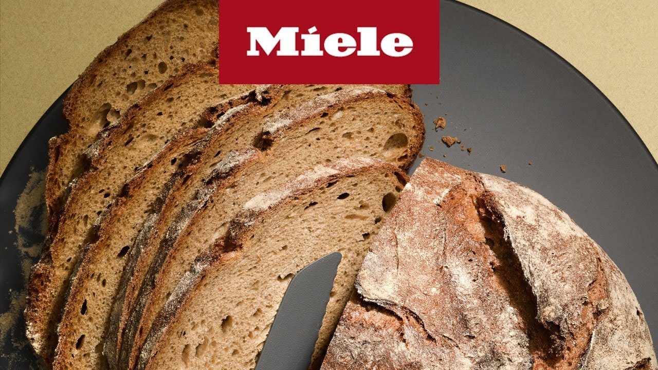 Alta Cucina Brot Backen Miele Youtube