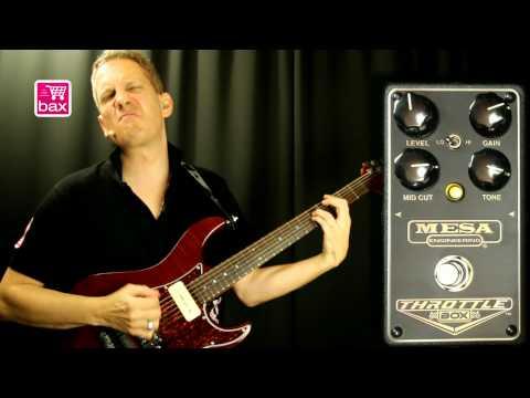 Mesa Boogie Throttle Box - Review