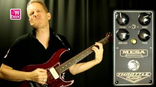 Mesa Boogie Throttle Box - Review
