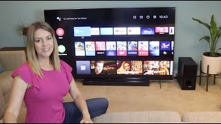 "Review: 85"" Sony TRILUMINOS 4K…"
