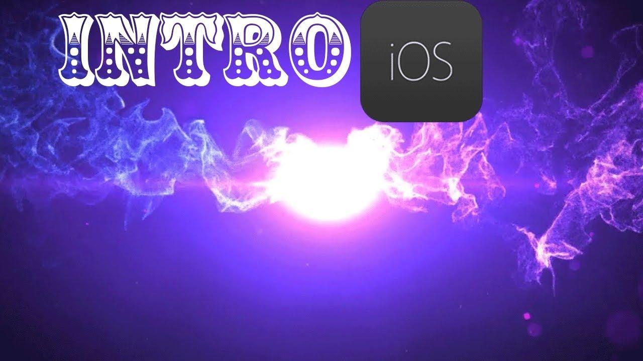 Cách làm video INTRO ngay trên IPHONE   tuấn tự tin
