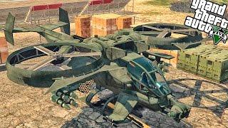 GTA 5 Моды: СУПЕР ВЕРТОЛЕТ СКОРПИОН(Обзор мода вертолета в gta 5 Супер Вертолет Скорпион - Уникальный и боевой скорпион вертолет разносит врагов..., 2016-03-09T12:42:45.000Z)
