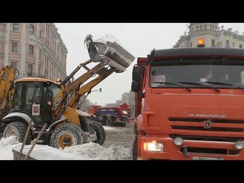 На дорогах столицы водители сегодня вспомнили, каким бывает плотное московское движение.