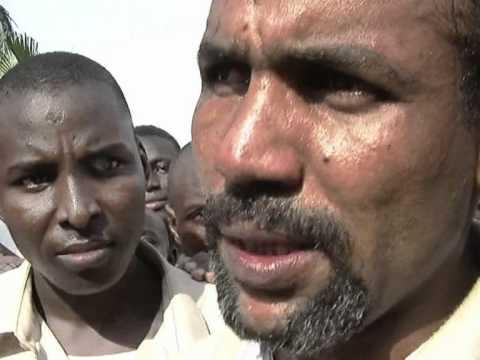 Mauritanians flee Ivory Coast violence