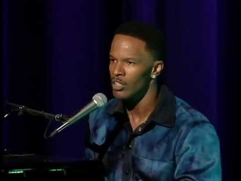 Jamie Foxx  I Might Need Security  Piano Session FULL
