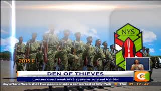 NYS failed to implement EACC recommendations