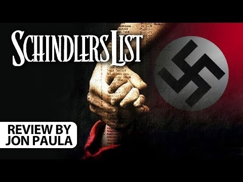 Schindler's List -- Movie Review #JPMN