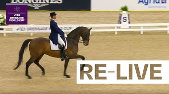 RE-LIVE | Göteborg (SWE) | FEI Dressage World Cup™ 2019-2020 | Grand Prix