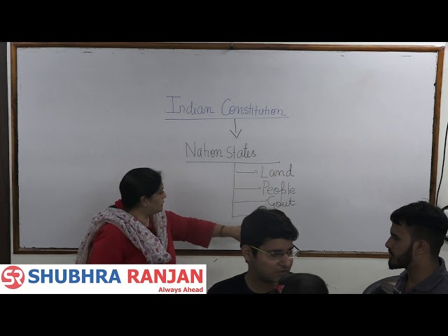 Introduction to Polity by Shubhra Ranjan - GS Foundation Aug Batch - Target 2020