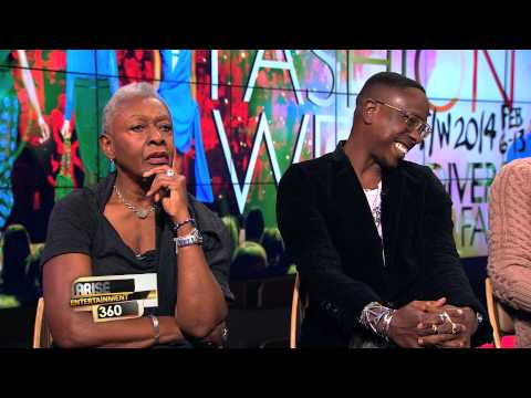 Diversity in Fashion Panel with Bethann Hardison, Jason Campbell and Kibwe Chase-Marshall Part II