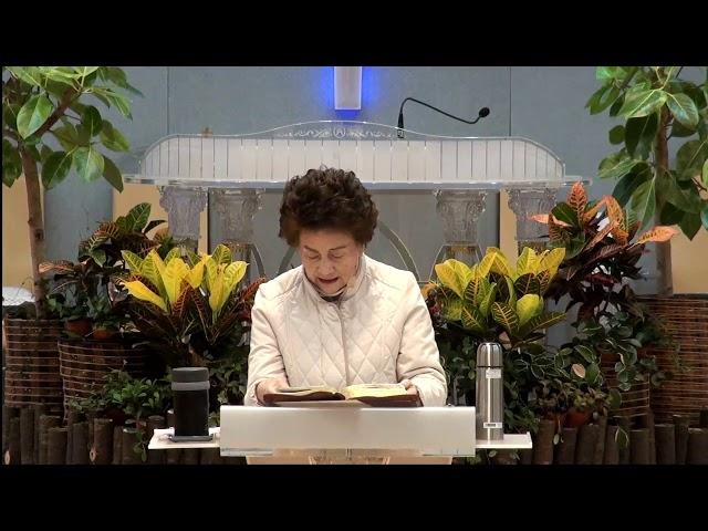 (이인강 목사) 스스로 겸비하고 주님의 뜻을 구하는 자의 죄를 사해주신다