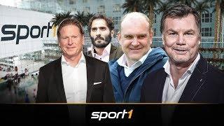 Ganze Folge CHECK24 Doppelpass vom 10.02. mit Jörg Schmadtke und Markus Gisdol | SPORT1
