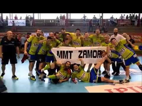 Ascenso Liga Asobal BM Zamora 2017