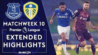 Everton v. Leeds United | PREMIER LEAGUE HIGHLIGHTS | 11/28/2020 | NBC Sports