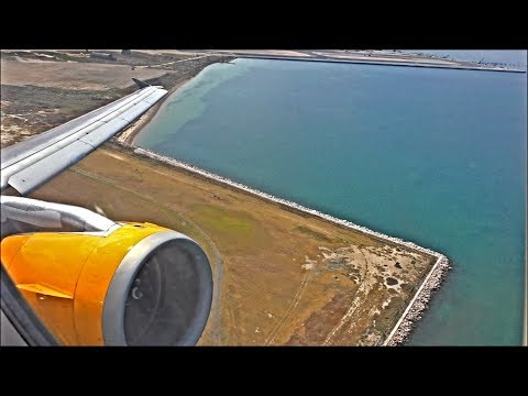 Thomas Cook Airbus A321-231 | Thessaloniki to Manchester *Full Flight*