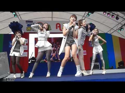 [Fancam] 120310 Candy Mafia :: @Thai-Japan Anime & Music Festival 2012 (Full Perf)
