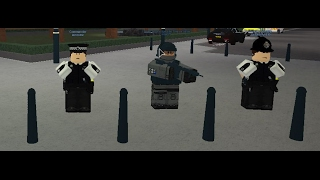 [Roblox London] Uk policing MPS SCO19 General patrol.