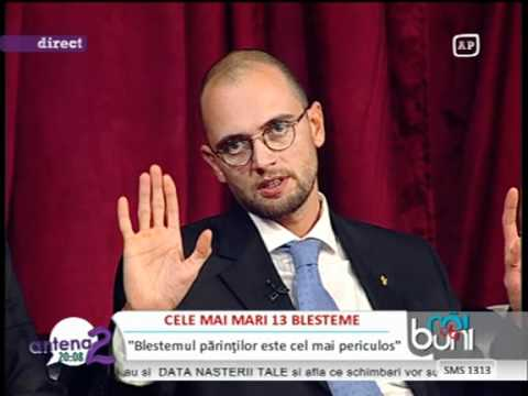 Cele mai mari 13 blesteme. Anatol Basarab, Oreste