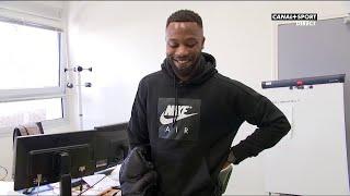 Le portrait d'Ousmane Kanté, défenseur du Paris FC