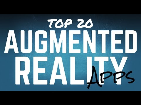 2 Best Augmented Reality Games for Android (expand the description).
