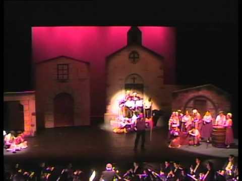 Cançó d'amor i de guerra - Revolució 2n acte (escena censurada durant 50 anys) / Cia +Sarsuela