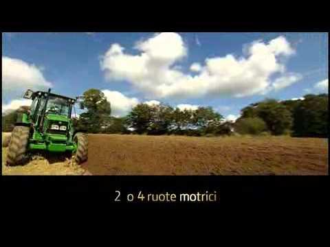 Trattori John Deere Serie 5M