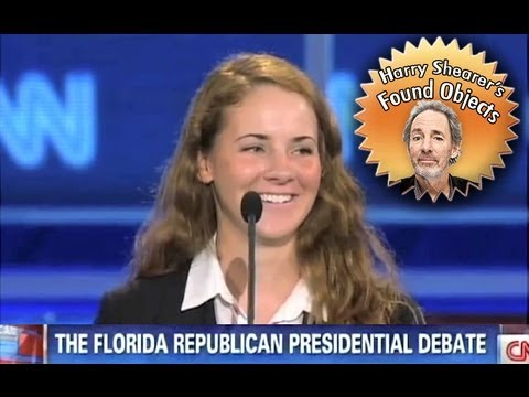 Harry Shearer: Found Objects - The Florida Republican Debate