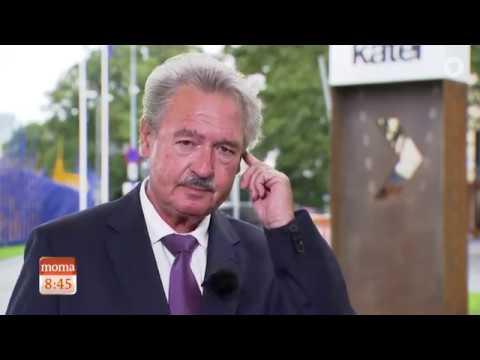 Jean Asselborn ( Luxemburg ) über Ungarn