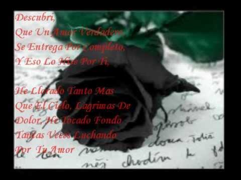 Prince Royce Incondicional - Lyrics, Letras (2012)