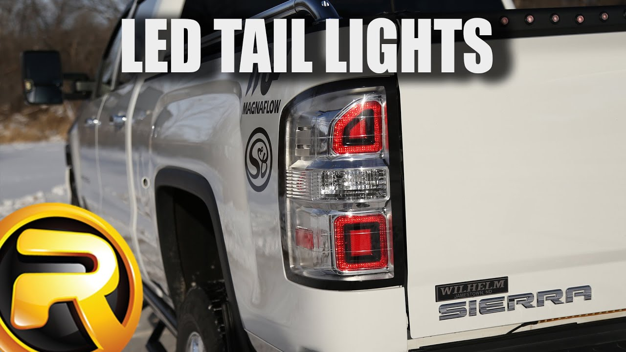 Anzo LED Tail Lights   YouTube Anzo LED Tail Lights