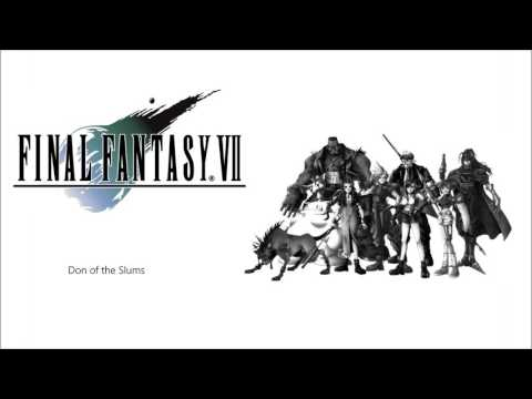 18. Final Fantasy VII: Don of the Slums [Remake]