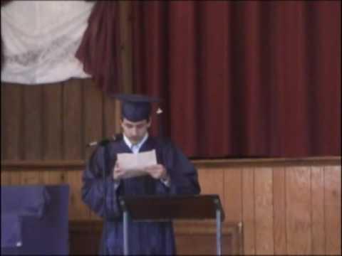 Homeschool Graduation 2007