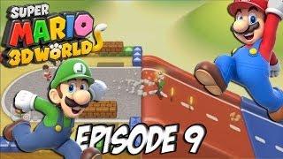 Super Mario 3D World: Let's Fun | Touche pas ma couronne | Episode 9 Thumbnail