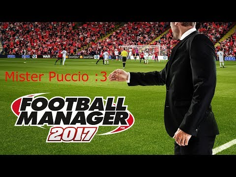 Football Manager 2017 - F.C Inter - Live Pre Progetto Gaming :)