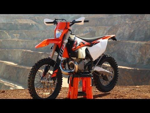 First Ride 2 Stroke Fuel Injection KTM 250 XC-W - Dirt Bike Magazine