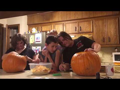 Crafts With Stephanie: Pumpkin Carving And Pumpkin Seeds