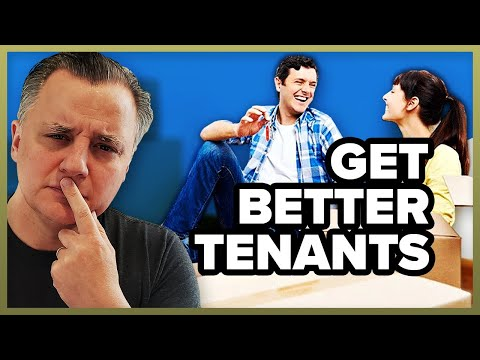 How to attract and keep GREAT tenants!