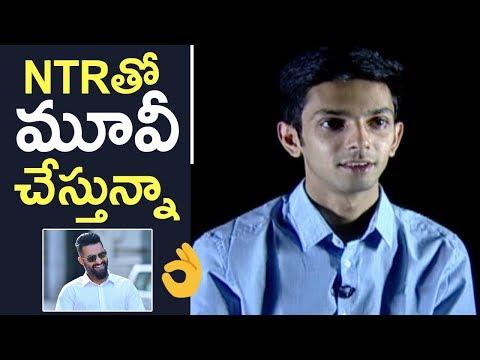 My Next Movie With Jr NTR Says Anirudh | #PSPK25 | Birthday Special Interview | TFPC