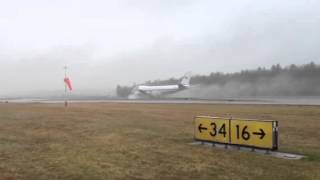 Air Force One landing