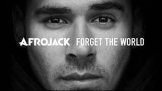 afrojack forget the world