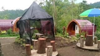 Pagupon camp in Coban Talun