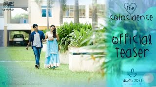 "MR. Productions presents ""The Coincidence"" Teaser directed by Sairam"