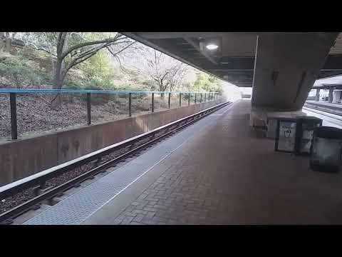 MARTA train - Avondale Station