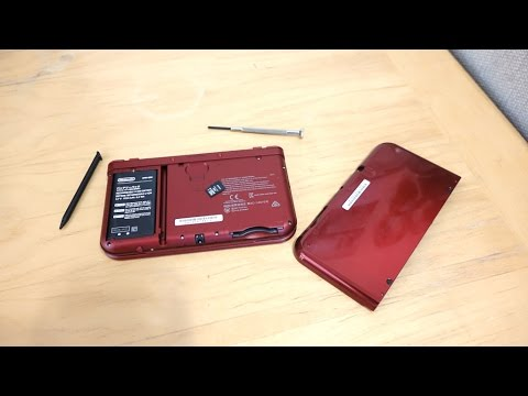 Nintendo 3ds Xl Sd Karte.How To Replace Microsd In The New Nintendo 3ds Xl