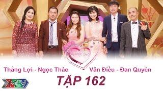 thang loi - ngoc thao  van dieu - dan quyen  vo chong son  tap 162  18092016